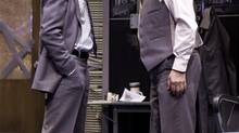 Glengarry Glen Ross. Jordan Pettle and Eric Peterson. (Cylla von Tiedemann/Handout)