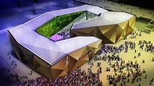 The Canadian pavilion for World Expo 2010 in Shanghai (artist's rendering), budget, about $58-million: Many other countries launched high-profile competitions to pick their pavilion's designer.