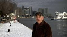 Tom Butscher photographed by Lake Ontario (Fernando Morales/The Globe and Mail/Fernando Morales/The Globe and Mail)