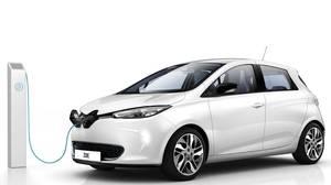 <p>2012 Renault ZOE</p>