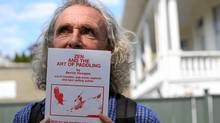 Inside passage to Alaska and beyond. Selling nearly 48,000 copies of his book during his travels across Canada, author Bernie Howgate, in Oak Bay, a municipality of Victoria, BC . (Chad Hipolito/The Globe and Mail)