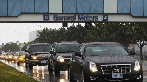 Gm extends pension health cuts to salaried employees for General motors pension plan