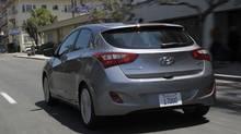 2013 Hyundai Elantra GT (Hyundai)
