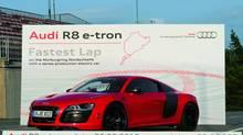 Audi R8 e-tron (Audi)