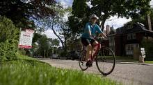 Royal Bank of Canada says 70 per cent of survey respondents in the 50-to-59 age group deem changes to their health as the major challenge they anticipate as retirees. (Matthew Sherwood for The Globe and Mail)