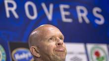 Blackburn's former manager Henning Berg (JON SUPER/The Associated Press)
