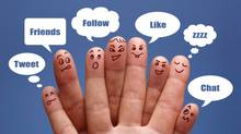 Social media have significantly redefined our relationships with people and communities, both local and abroad, and have forever changed the way we do business. (BrianAJackson/Getty Images/iStockphoto)