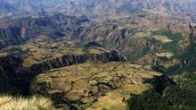 Simien National Park was named a UNESCO World Heritage Site in 1978. (ELIZABETH MCSHEFFREY)