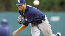 Detroit Tigers acquire Tampa Bay Rays' pitcher David Price. (Rick Osentoski/USA Today Sports)