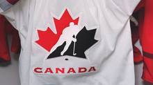Hockey Canada sweater (FRED CHARTRAND)