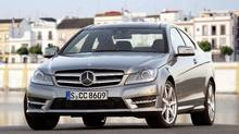 2012 Mercedes-Benz C-Class (Mercedes-Benz)