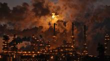 The Equinox Blueprint is taking on conventional wisdom when it suggests it is possible, and even practicable, to make a major dent in the use of coal, crude oil and natural gas within 20 years. (Dan Riedlhuber/Reuters)