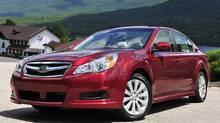 2012 Subaru Legacy (Subaru)