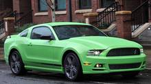 2013 Ford Mustang (Ford)