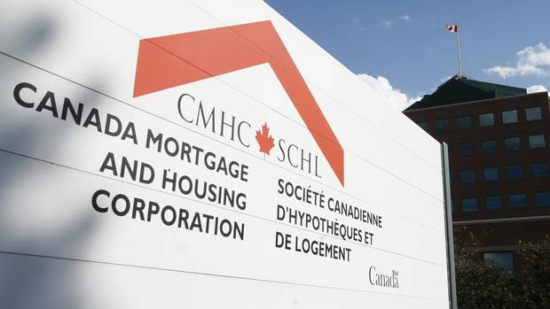 CMHC says mortgage insurance values down in second quarter ...