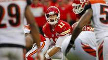 Kansas City Chiefs quarterback Alex Smith (Colin E. Braley/AP)