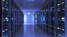 A server room interior. (iStockphoto/Getty Images)
