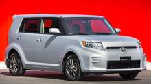 Despite top reliability ratings, the Scion xB's sales have dropped 20 per cent this year. (Toyota)