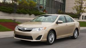 2012 Toyota Camry LE - $23,700
