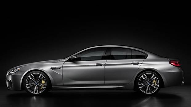 2014 BMW M6 Gran Coupe (BMW)