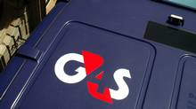 G4S security van (G4S)
