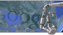"The anniversary of the first launch of the Canadarm 31 years ago is being celebrated on Google.ca with a doodle. Google is challenging Canadian kids to come up with a doodle to adorn the search giant's home page. Students in kindergarten through Grade 12 can submit an image for the Doodle 4 Google contest that fits the theme: ""If I could invent anything I would invent..."" (Jon Wiley and Micheal Lopez/THE CANADIAN PRESS)"