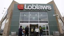 A Loblaws store is pictured in Ottawa. (CHRIS WATTIE/REUTERS)