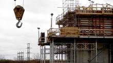 Ontario had awarded Eastern Power Ltd. the contract to build a Mississauga gas-fired generating station in 2005. (Fernando Morales/The Globe and MAil)