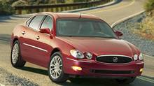 2005 Buick Allure (General Motors)
