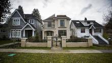 Foreign buyers seeking stable markets may turn to Canada. In Vancouver, the price of a detached home rose 37 per cent in the past year to $1.5-million (Canadian). (Ben Nelms For The Globe and Mail)