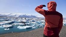Iceberg Lagoon, Jokulsarlon. (Darren Baker)