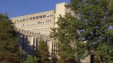 Laurentian University in Sudbury, Ontario . (Handout)
