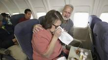 For every one million passengers, 16 will have a serious medical problem while on a plane. (Digital Vision./Getty Images)