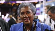 In this July 25, 2016 file photo, Donna Brazile appears on the floor of the Democratic National Convention in Philadelphia. (Paul Sancya/AP)