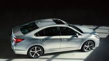 2015 Subaru Legacy: You'll like this car if: You want a family sedan that can safely and joyously tackle all four seasons without much chance of breaking for the next 10 years, writes Jeremy Cato (Subaru)