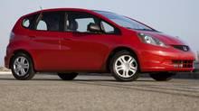 2010 Honda Fit (Honda)