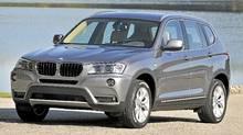 2011 BMW X3 (BMW)