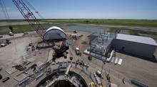 Once built, BHP Billiton's Jansen potash project is expected to be the world's largest potash mine, dwarfing even those of BHP's nearest rival, Potash Corp. of Saskatchewan Inc., which has mines nearby.