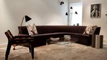 Stephan Weishaupt's living room (Moe Doiron / The Globe and Mail/Moe Doiron / The Globe and Mail)