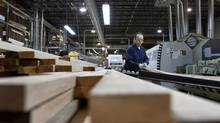 The industry is staging its first national jobs fair at next month's annual PaperWeek Canada event in Montreal. (Fernando Morales/The Globe and Mail)