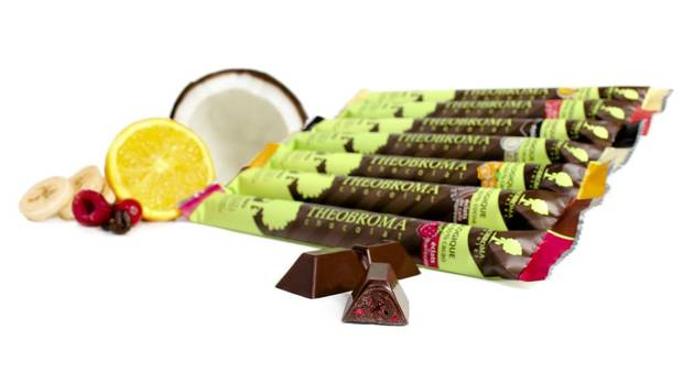 Vigneault Chocolatier Ltée. is a Quebec City-based producer of fair trade, certified organic chocolates sold under the Theobroma Chocolat brand. (Courtesy of Vigneault Chocolatier)
