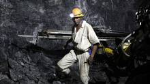 Mine closures in South Africa have cost tens of thousands of jobs. In the town of Welkom, unemployment is estimated at about 60 per cent. (SIPHIWE SIBEKO/REUTERS)