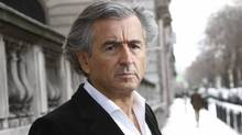 Bernard-Henri Lévy is a French author, philosopher and activist. His next book, to be released in 2016, is Le Génie du Judaïsme. (François BOUCHON)