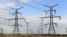 Canadian Utilities is investing in new electricity infrastructure in Alberta, so the company should continue to grow, and more importantly, raise its dividend. (Fred Lum/The Globe and Mail)