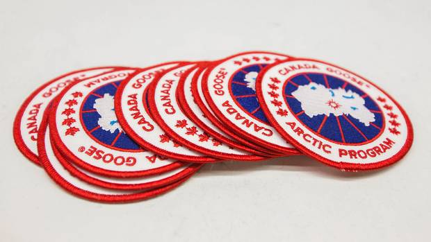 Canada Goose Patch Ebay