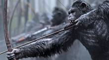 The War for the Planet of the Apes has blown past the limitations of special effects, ditching the goofy makeup of its predecessor. (Globe and Mail Update)