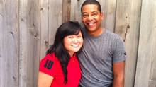 Nina Lee Aquino and Nigel Shawn Williams. (Jonathan Heppner)