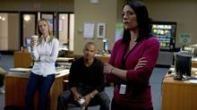"""A scene from an episode of """"Criminal Minds,"""" which under the John Doyle Theory of Three Types of TV Shows falls in Category 2: Comfort Blanket. (Cliff Lipson/CBS)"""