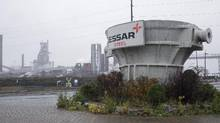 """Essar Algoma management and advisers concluded that Essar group """"lacked the financial ability"""" to buy the steelmaker, Judge Newbould said in his ruling. (Kenneth Armstrong For The Globe and Mail)"""