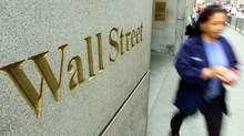 Wall Street (Adam Rountree/Getty Images)